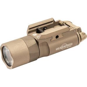 SureFire X300U-B Handgun Weaponlight LED 1000 Lumen Pistol Rail Mounted Aluminum Tan