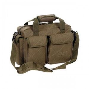 "Voodoo Tactical Compact Scorpion Range Bag, Size 16""L x 7""W x 11""H Coyote Tan"