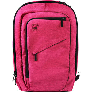 Guard Dog ProShield Smart Bulletproof Backpack with Charging Bank Level IIIA Nylon Pink BPGDPS100PK