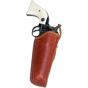 """El Paso Saddlery 1920 Tom Threeperson's for Ruger BH/Vaquero 5 1/2"""" Right/Russet"""