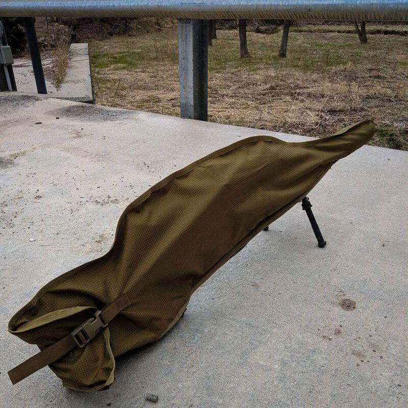 "Cole-TAC Rifle Guardian 44"" - 56"""