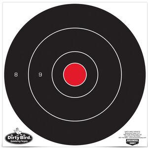"""Birchwood Casey 12"""" Bull's-eye Target 100 Count"""