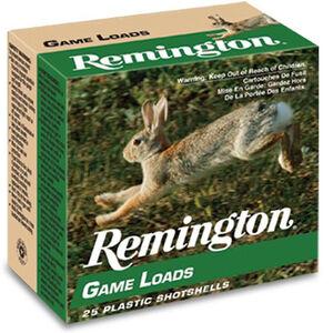 "Remington Lead Game Loads 16 Gauge Ammunition 2-3/4"" Shell #7.5 Lead Shot 1oz 1200fps"