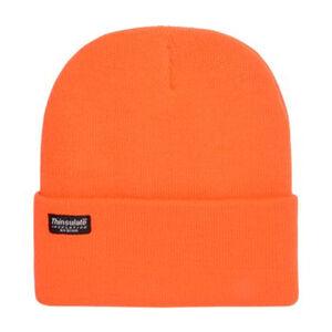 Hot Shot Basics 2-Ply Knit Insulated Cap Commander Blaze Orange