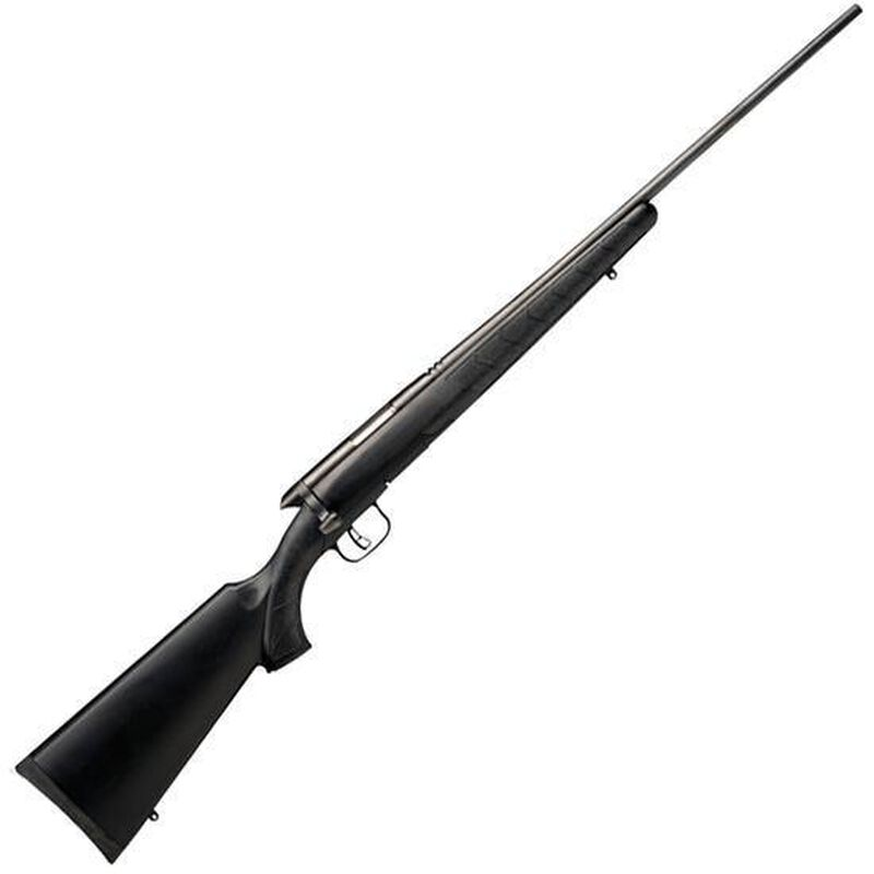 """Savage B.Mag Bolt Action Rifle .17 WSM 22"""" Barrel 8 Rounds Rotary Magazine Synthetic Stock Black 96901"""