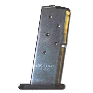 Beretta Nano 9mm Magazine 6 Rounds Stainless Steel JM6NANO9