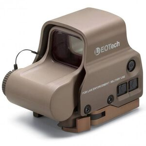 EOTech EXPS3-2 Red Dot Sight w/ (2) 1 MOA Dots/68 MOA Ring, Night Vision Compatible, Tan