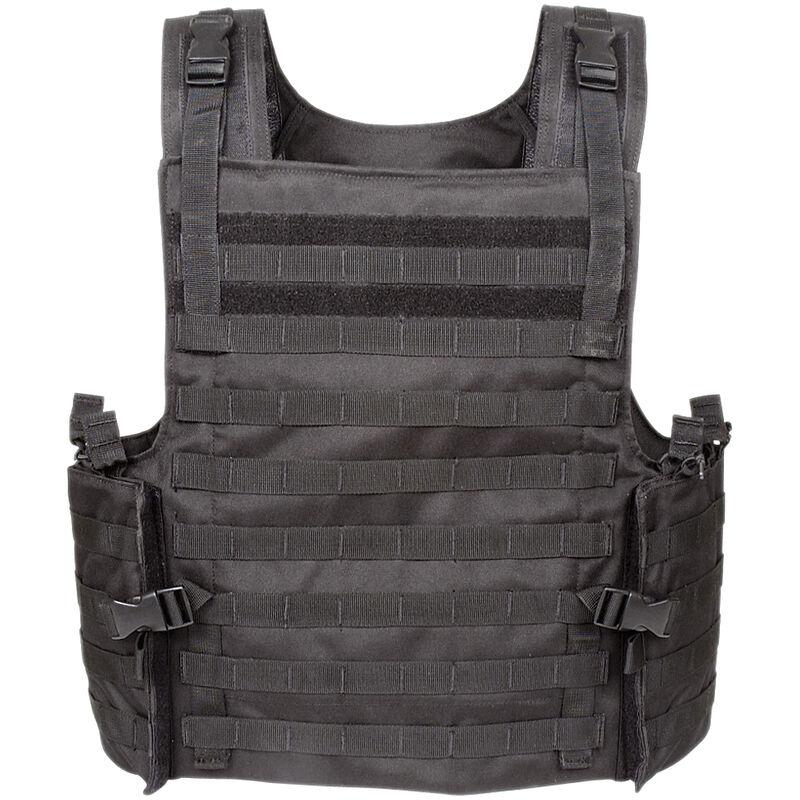 Voodoo Armor Carrier Maximum Protection Vest Black 20-8399001000