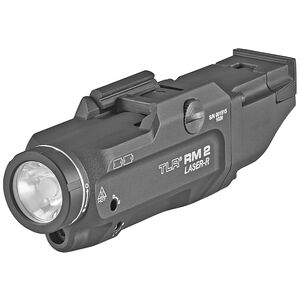 Streamlight TLR RM 2 Tac Light with Red Laser 1000 Lumens 10000 Max Candela Push Button Activation