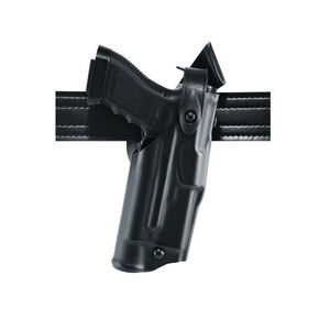 Safariland Model 6360 ALS/SLS Duty Belt Holster Fits GLOCK 34/35 Right Hand SafariLaminate Hi Gloss Black