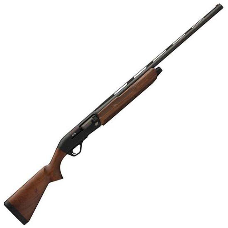"Winchester Super X 4 Semi Auto Shotgun 12 Gauge 28"" Vent Rib Barrel 3"" Chamber 4 Rounds Walnut Stock Matte Black"
