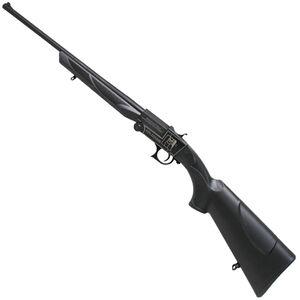 "Iver Johnson IJ700 Single Shot Break Action Shotgun 20 Gauge 18.5"" Barrel 1 Round 3"" Chambers Synthetic Stock Black Finish"