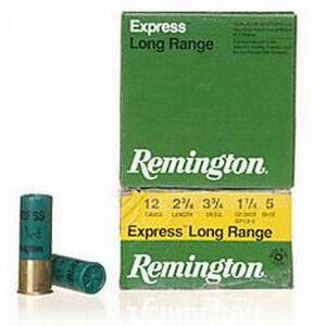"Remington Express LR 12 Ga 2.75"" #5 Lead 1.25oz 25 rds"