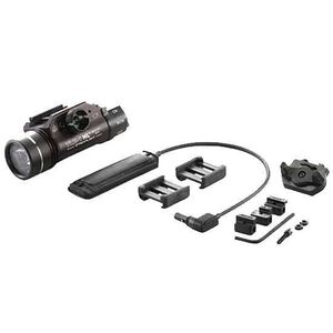 Streamlight TLR-1 HL Weapon Light LED Long Gun Kit CR123A Batteries/Remote Pressure Switch Aluminum Matte Black 69262