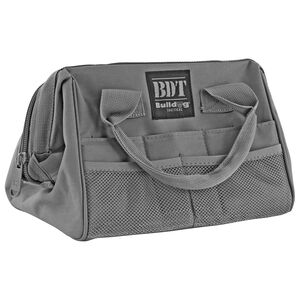 Bulldog Tactical Ammo & Accessories Bag Medium Seal Gray