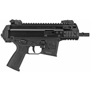 "B&T APC9K Pro-G Semi Auto Pistol 9mm Luger 5.5"" Barrel 33 Rounds Full Length Optic Rail Ambidextrous Controls GLOCK Magazine Compatible Matte Black"
