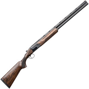 "Charles Daly 214E Field 20 Gauge O/U Break Action Shotgun 26"" Barrels 3"" Chambers 2 Rounds Ejectors Walnut Stock Matte Blued"