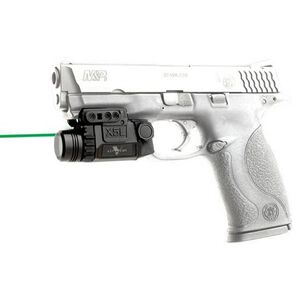 Viridian Generation 2 Universal Green Laser and Tactical Light Black X5L