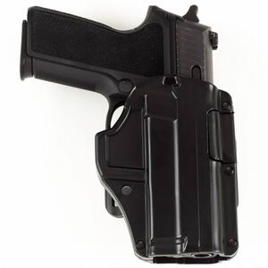 Galco M6X GLOCK 19, 23, 32 Auto Locking Belt Holster Polymer Right Hand Black M6X226