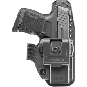 Fobus Appendix Ambidextrous Adjustable Belt Clip Holster for Sig Sauer P365