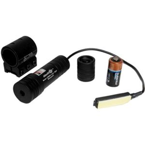 AimSHOT Ultrabrite 5mW Red Laser Sight w/ Rail Mount