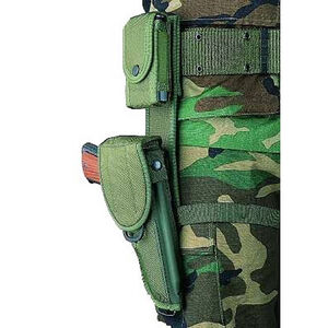 Bianchi M1425 Tactical Hip Extender, Olive Drab