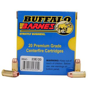 Buffalo Bore .40 S&W Ammunition 20 Rounds Barnes TAC-XP 140 Grain 23E/20