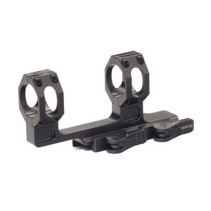 "American Defense Recon H 30mm Dual Ring High Scope Mount With 2"" Offset Black AD-RECON-H-30-STD-TL"