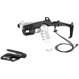 Recover Tactical 20/20NH Stabilizer Kit for Standard Frame GLOCK Pistol Brace Black