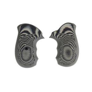 Pachmayr Taurus 85 G10 Grey/Black Checkered