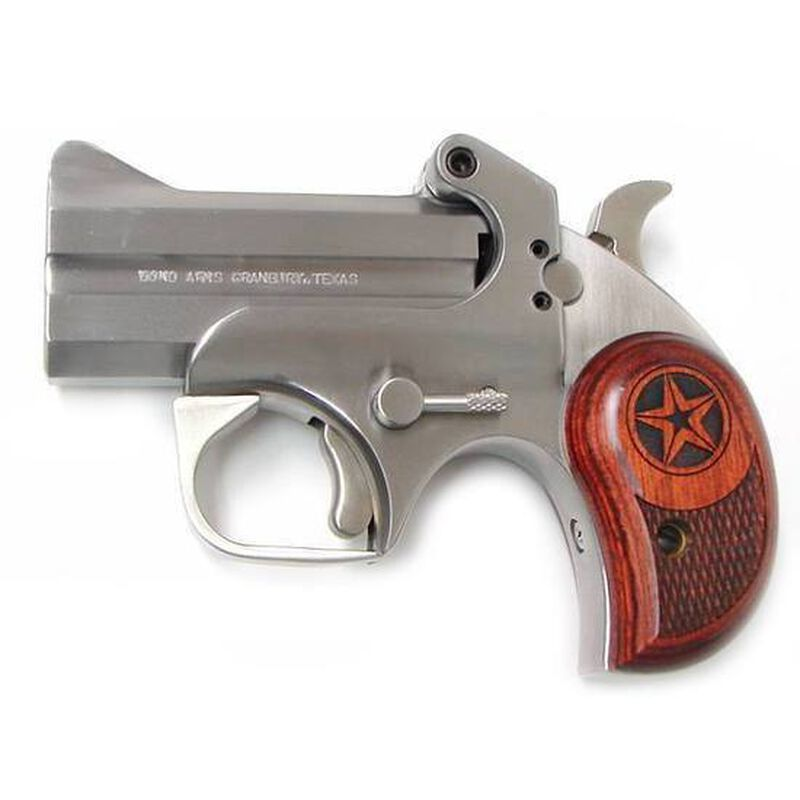 Bond Arms Texas Defender Derringer Handgun  357 Magnum 3