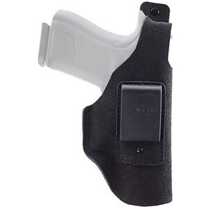 Galco Waistband ITP IWB Holster For GLOCK 26/27/33 Right Hand Leather Black