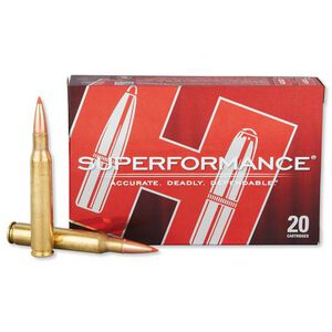 Hornady Superformance .280 Rem 139 Grain SST 20 Rounds
