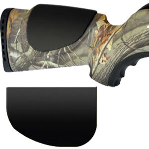 God'A Grip Super Soft Cheek Pad for Monte Carlo Rifle Stocks Right Hand Synthetic Sorbothane Black
