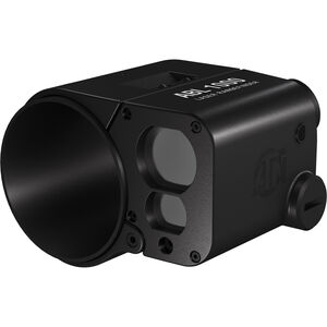 ATN Auxiliary Ballistic Laser Rangefinder 1000 For ATN Riflescopes Black