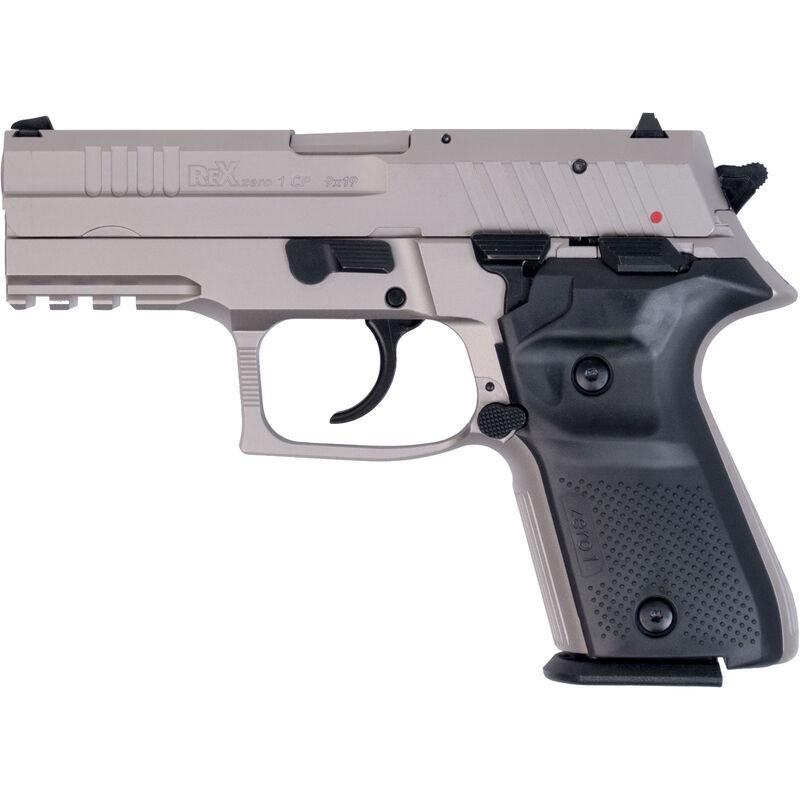 FIME Group Rex Zero 1CP Compact Semi Auto Pistol 9mm Luger 3 85