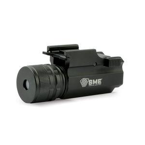 SME Green Laser Rail Mount Laser Sight Picatinny Compatible Matte Black