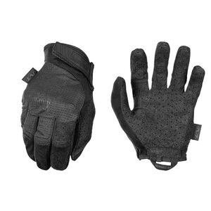 Mechanix Wear Specialty Vent Breathable Vent Gloves Size X-Large Covert Black