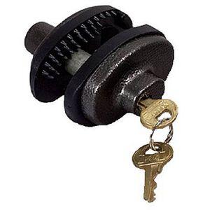 Master Lock Keyed Different Gun Lock 4-Pin Tumbler Cylinder