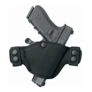 Bianchi 4584 Evader Holster Glock 17/22, 20/21, 19/23, 26, 36, 37, 39 Black Right Hand