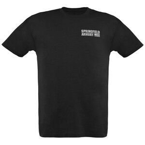 Springfield Armory Defend Your Legacy Men's T-Shirt Cotton Black