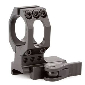 American Defense Mfg. Aimpoint 30mm Cowitness Mount with QD Lever 6061 T6 Aluminum Black AD-68
