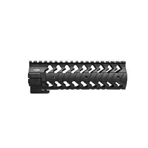"YHM AR-15 SLR Smooth Series Handguard Carbine 7.28"" Black YHM-5120"