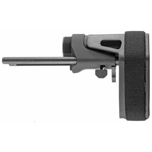 Maxim Defense SCW Gen 7 Pistol Stabilizing Brace for AR-15 Rifles Matte Black Finish