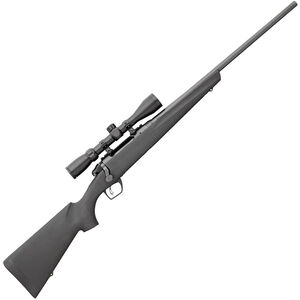 "Remington 783 Bolt Action Rifle 7mm-08 Rem 22"" Barrel 4 Rounds with 3-9x40mm Scope Free Float Synthetic Stock Black Matte Blue Finish"