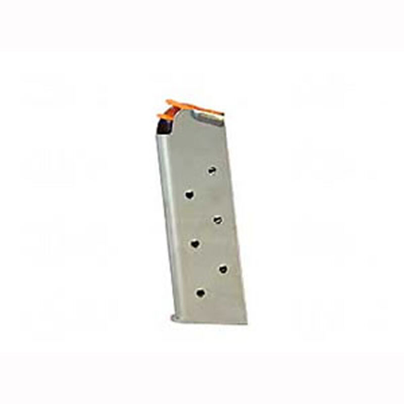 Colt 1911 Full Size 8 Round Magazine .45 ACP Stainless