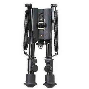 "Champion Standard Bipod 9""-13"" Adjustable Aluminum Black 40853"