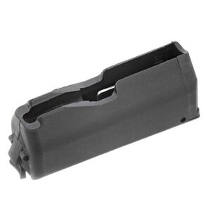Ruger American Rifle Rotary Magazine Long Action Calibers 4 Rounds Polymer Construction Matte Black Finish 90435