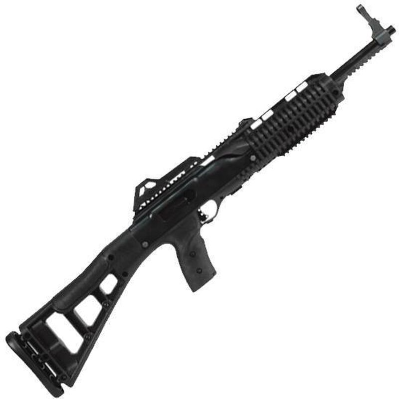 "Hi-Point Carbine Semi Auto Rifle .45 ACP 17.5"" Barrel 9 Rounds Polymer Stock Black 4595TS"