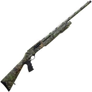 "Dickinson Arms Turkey Gun Pump Action Shotgun 12 Gauge 3"" Chamber 24"" Barrel 5 Rounds FO Sights Picatinny Top Rail Polymer Pistol Grip Stock MO Obsession Camo Finish"